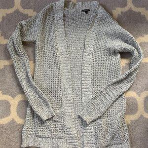 Express knit cardigan